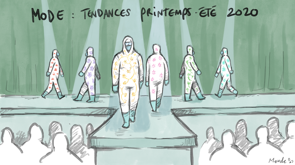 Mai 2020: le dessin qui fait Mouche