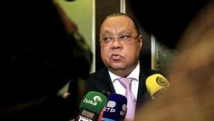 Procurador Geral da República angolano, Hélder Pitta Grós