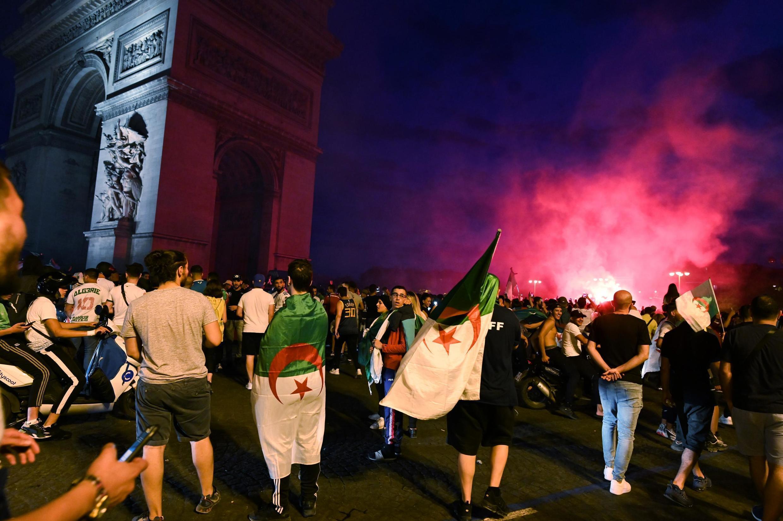 11/07/19- Uma mulher morreu ao ser atropelada na quinta-feira (11) à noite em Montpellier, no sul da França) durante as comemorações pela classificação da Argélia para as semifinais da Copa Africana de Nações (CAN).