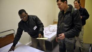 Francia es el segundo destino de los demandantes de asilo, después de Estados Unidos.