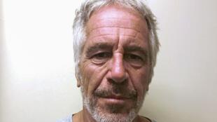 milionário Jeffrey Epstein   Criminal Justice Services/Handout/File Phot