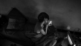 Une oeuvre du photographe Romain Laurendeau.