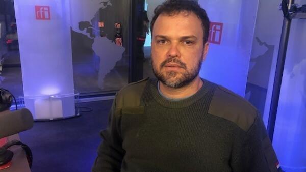 Pedro Castilho, professor da UFMG