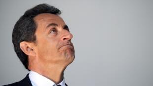 Comeback kid? Former French president Nicolas Sarkozy