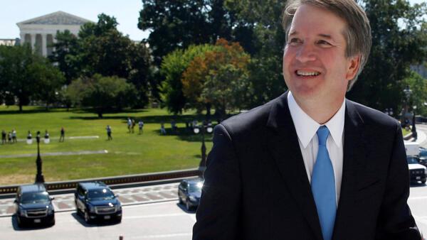 Le juge Brett Kavanaugh a été désigné par Donald Trump pour siéger à la Cour suprême.