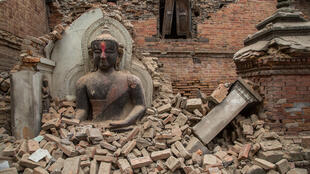 One of Omar Havana's photos after the Nepal earhtquake