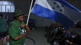 Une nouvelle caravane de migrants est en partance de San Pedro Sula au Honduras pour les États-Unis.
