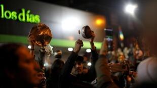 Les manifestants colombiens contestent depuis treize jours la politique du président Ivan Duque.