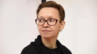 Писательница Гузель Яхина