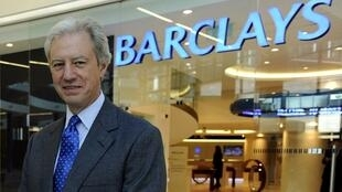 Marcus Agius, el ex presidente de Barclays, en 2010.