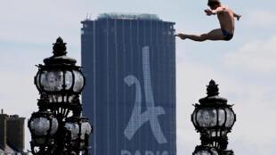 Depois de 100 anos, paris volta a sediar os Jogos Olímpicos.