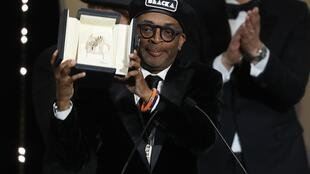 """Spike Lee recibió el Gran Premio del Jurado por """"BlackkKlansman"""". Ahora regresa como jurado."""