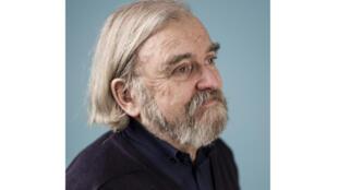 Michel Le Bris a fondé le Festival Étonnants Voyageurs de Saint-Malo en 1990.