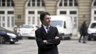 French anti-terror judge Marc Trévidic