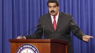 O presidente venezuelano, Nicolás Maduro apresentou supostas provas de um golpe dos Estados Unidos na Venezuela.