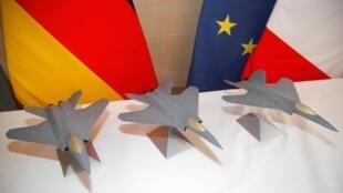 20 февраля 2020 Франция, Германия и Испания подписали контракт на создание прототипа военного самолета будущего.