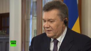 Пресс-конференция Виктора Януковича 02/04/2014