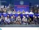 Virus corona – Covid-19: 21 ngư dân Việt Nam bị giữ tại Thái Lan để kiểm tra