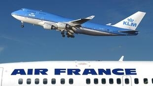 Turbulent times ahead. Air France announces a big drop in profits, warns of worse to come.