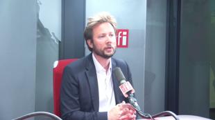 Boris Vallaud sur RFI le 19 juin 2019.