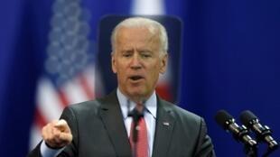 O vice-presidente americano Joe Biden