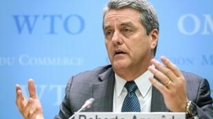 World Trade Organization (WTO) Director General Roberto Azevedo had announced plans to personally lead negotiations to solve the impasse
