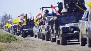 Força de segurança iraquiana inicia ofensiva para retomar a cidade de Tikrit dos jihadistas ao norte do país.