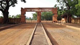 Le Parc national de la Pendjari au Bénin.