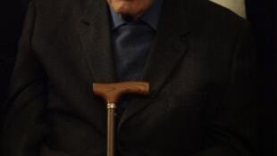 Известный художник, легенда советского неофициального искусства Оскар Рабин отметил 90-летие