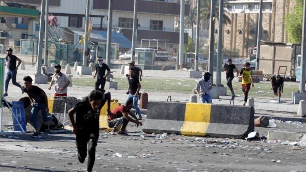 Pelo menos 33 pessoas já morreram em confrontos entre manifestantes e forças de segurança.