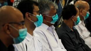 Le Pakistan a annoncé mercredi 26 février ses deux premiers cas de contamination.