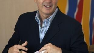 El ex presidente colombiano, Alvaro Uribe.