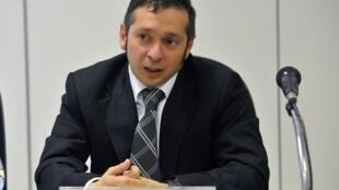 O secretário-executivo do ministério de Desenvolvimento, Indústria e Comércio do Brasil, Alessandro Teixeira, participou do evento do G20 em Paris.
