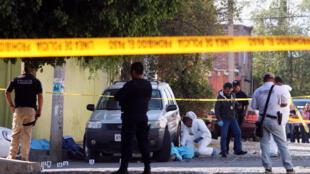 Um total de 12.532 pessoas morreram em 2017 devido às dificuldades entre narcotraficantes no México, o que indica o ressurgimento da violência entre cartéis e coincide com os piores dados sobre homicídios no país em duas décadas.