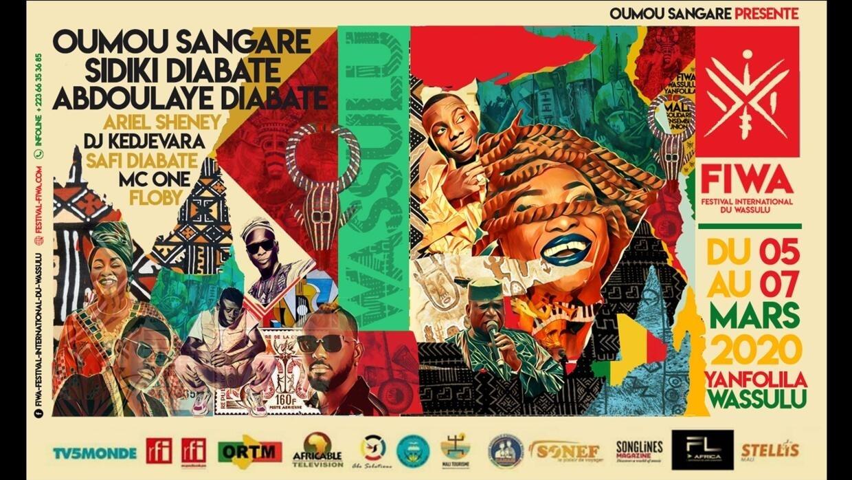 Le Fiwa, le Festival International du Wassulu, créé et fondé par Oumou Sangaré