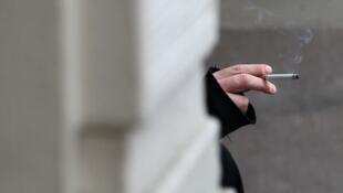 Les cigarettes au menthol représentent 30% du marché américain.