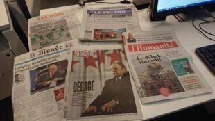 Diários franceses 02.04.2019