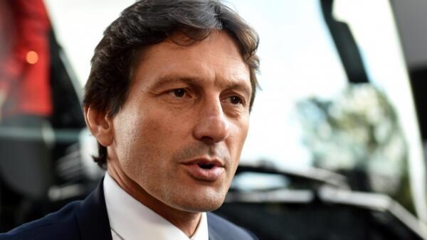 Leonardo, director esportivo do PSG.