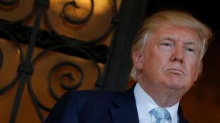 Donald Trump foi eleito presidente dos EUA