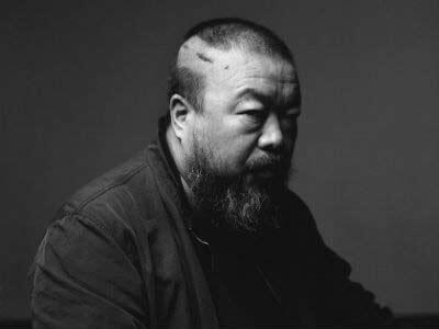 中國藝術家艾未未記者無國界組織大使2013年6月20日