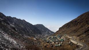 Une vallée dans l'État du Sikkim, en Inde. (Photo d'illustration)