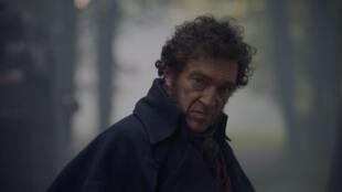 Vincent Cassel, film «L'Empereur de Paris».