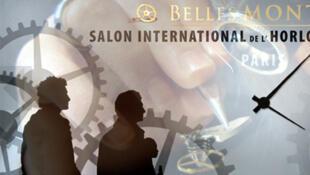 Выставка Belles Montres прошла в Париже в конце ноября 2010 в четвертый раз.
