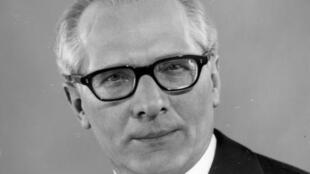 Erich Honecker, le 29 octobre 1976.