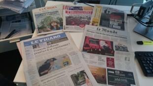 Diários franceses 25.07.2016