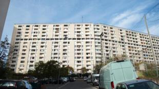 Квартал на севере Марселя