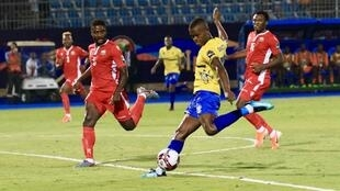 Tanzania skipper Mbwana Samatta gave his side a 2-1 lead in the pulsating encounter agaisnt Kenya who ultimately won 3-2.