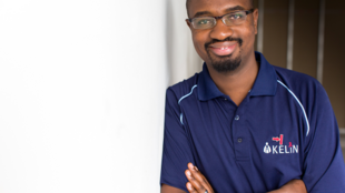 Allan Maleche, Executive Director of Kenyan-based HIV awareness campaign group KELIN, and 2018 prize winner of the Elizabeth Taylor Human Rights Award