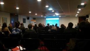 Apresentação do relatório do Banco latino-americano de Desenvolvimento