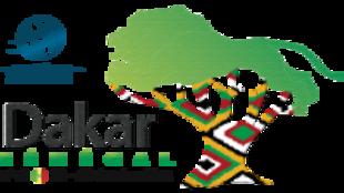 Le logo de la 42e réunion de l'ICANN à Dakar.